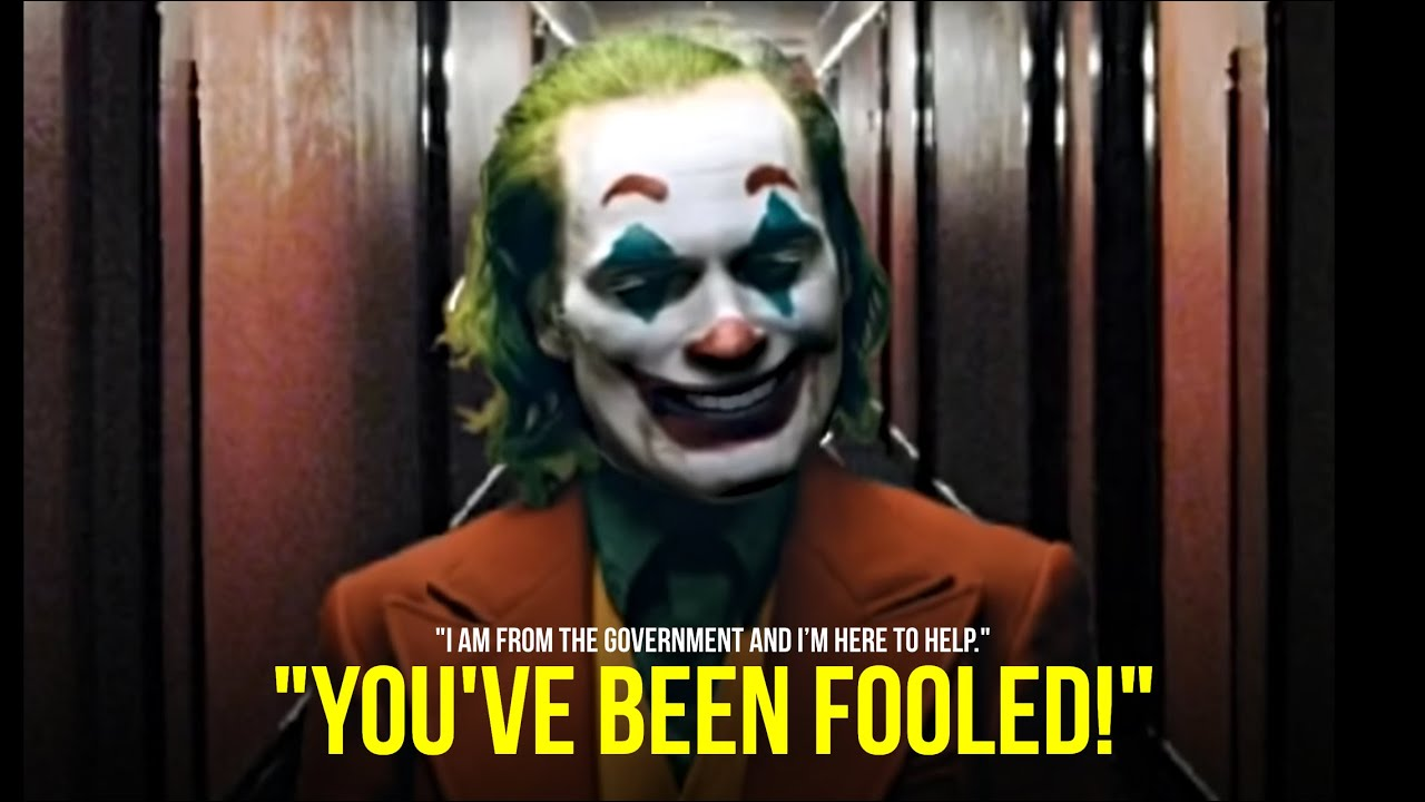 """You've Been Fooled!"""