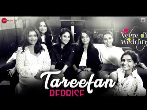 Tareefan Reprise | veere di wedding | Lisa Mishra and Qaran
