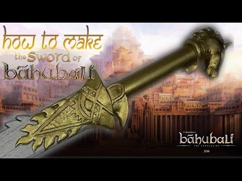 How to make Bahubali Sword