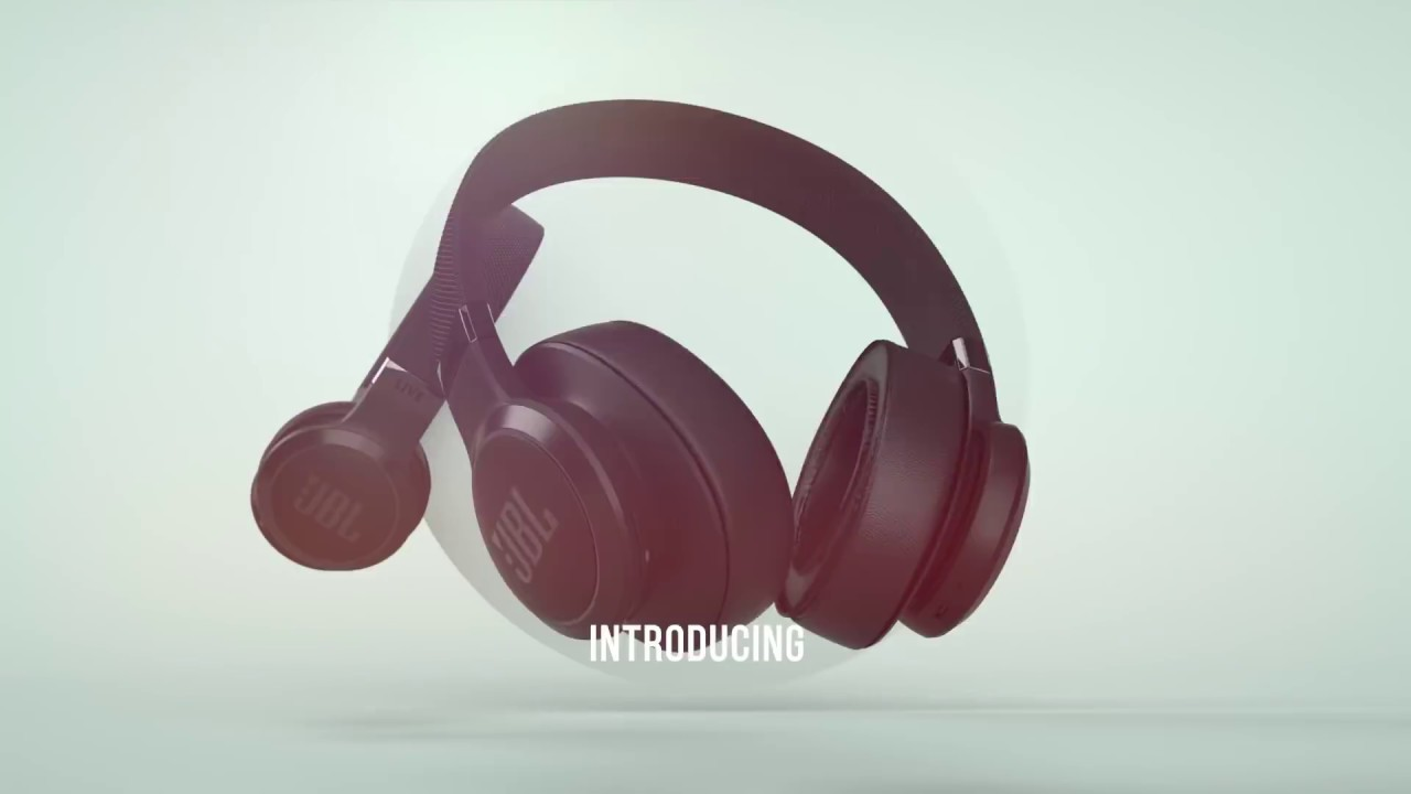 e193ea68ea0 JBL Wireless Headphones | JBL LIVE 400BT + 500BT - YouTube