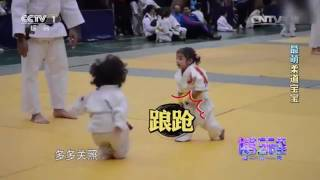 [Funny Video] The cutest Judo masters