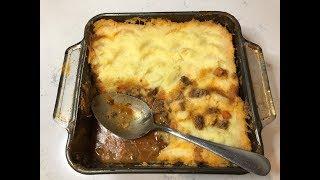 Готовлю ирландское блюдо/Cottage pie или Sheppard's pie/Очень вкусно