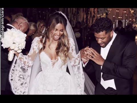 Ciara, Russell Wilson Get Married