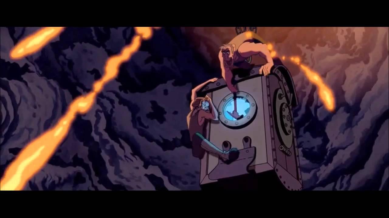 "Disneys Atlantis The Villains: Atlantis: The Lost Empire [2001] Scene: ""Nothing Personal"