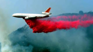 Baixar How Pink Goo Called Phos-Chek Is Saving California Homes From Wildfires