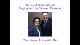 Dear Jesus, Abide With Me