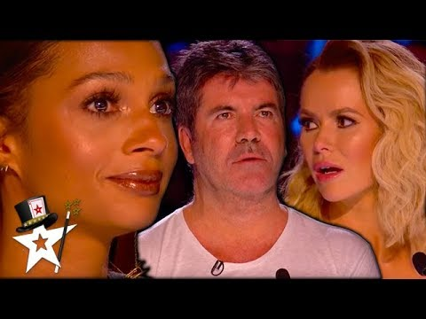 Unreal Magic Auditions That SHOCKED Simon Cowell | Magicians