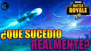 ☢ FORTNITE COHETE LAUNCH ☢ I WHAT REALLY HAPPENED?