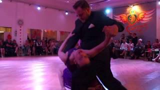 Agustina Piaggio & Maxim Gerasimov 3/4 - 2 Corazones Tango Accademia Rimini 31/5/2019