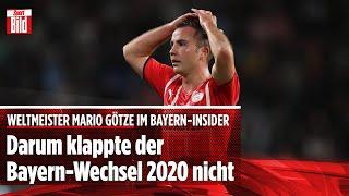 Mario Götze über ein DFB-Comeback, Eindhoven und den FC Bayern