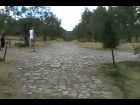 Sparta, Greece - Archaeological Site 6-2010