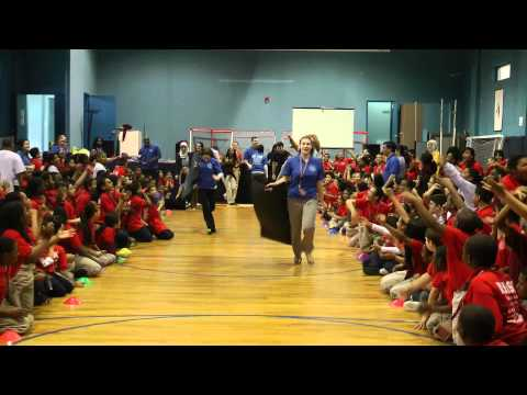 NJ-ASK Pep Rally (HD) - Paterson Charter School for Science and Technology