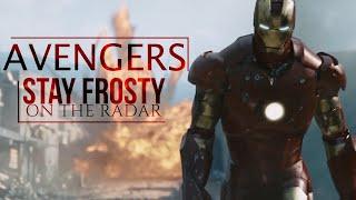 Avengers  Stay Frosty on the Radar