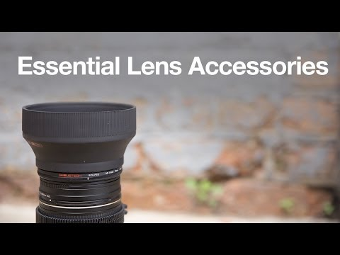 Essential Lens Accessories for Video Shooters