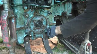 Belarus MTZ-82 restoration project. Part 20 | PTO Repair