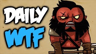 Dota 2 Daily WTF - Directed by Robert B. Weide