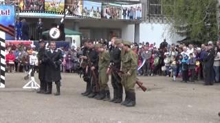 День Победы 2015 год в Сосновке