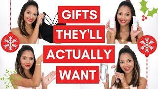 Holiday Gift Guide 2018 For Him, Her, Gender Neutral | Gifts They