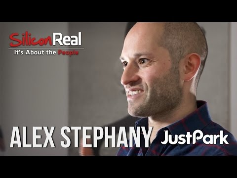 Alex Stephany - CEO of Just Park | Silicon Real - YouTube