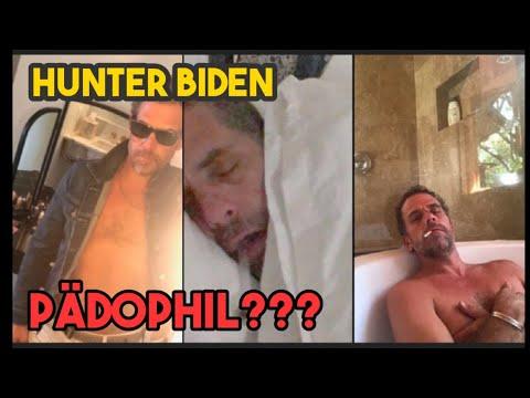 NY-Post weigert sich, Biden - Bilder zu veröffentlichen, verdacht auf Kinderpornografie