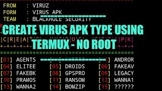 How to create mobile virus using termux videos / Page 2 / InfiniTube
