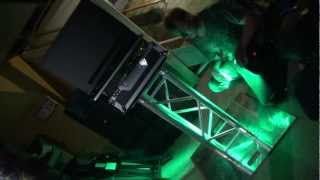 Brian Builds A Digital Dj Stand From Global Truss America