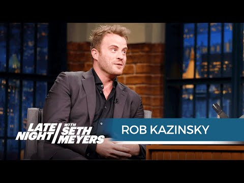 Rob Kazinsky on His Love of World of Warcraft