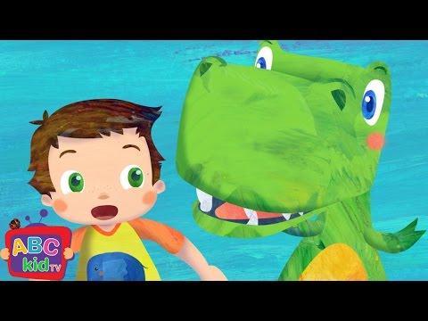 My Friend Dino (Dinosaur and Me) (2D) | Cocomelon (ABCkidTV) Nursery Rhymes & Kids Songs