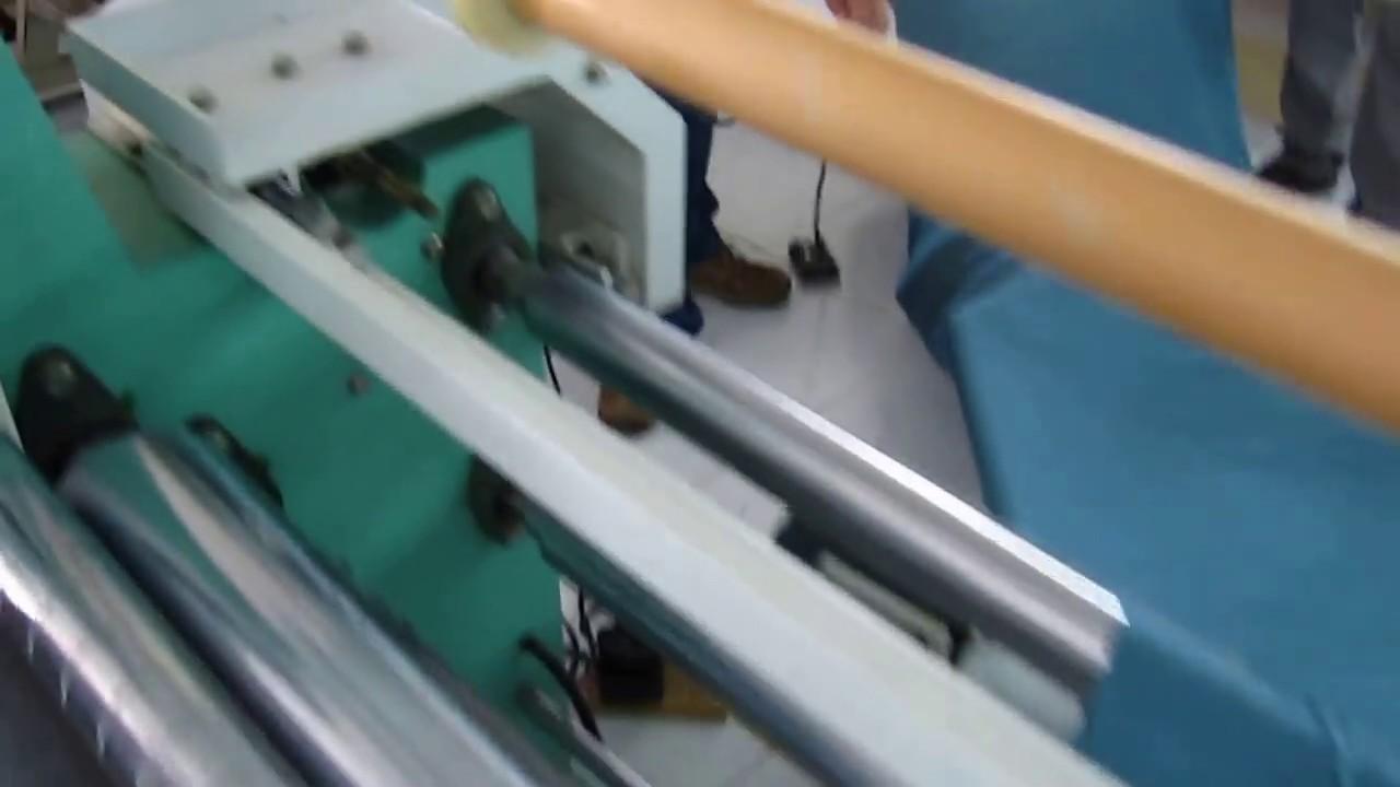 Máy cuốn vải viền công nghiệp Nisho