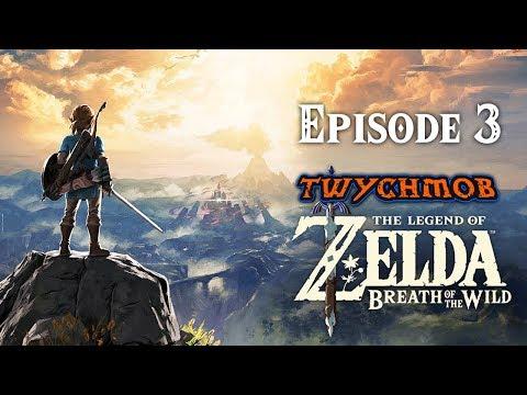 Legend of Zelda Breath of the Wild - Ep. 3 - Hot 'n' Cold