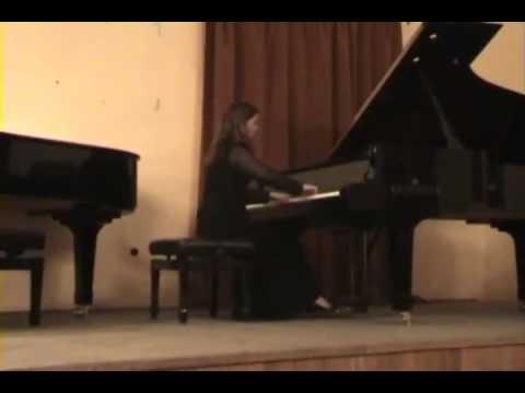 Beethoven Piano Sonata op. 31 no. 3, 1st movement