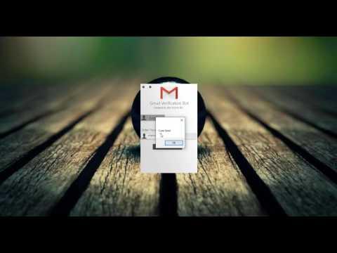 Gmail Verification New Method 2016 Bangla