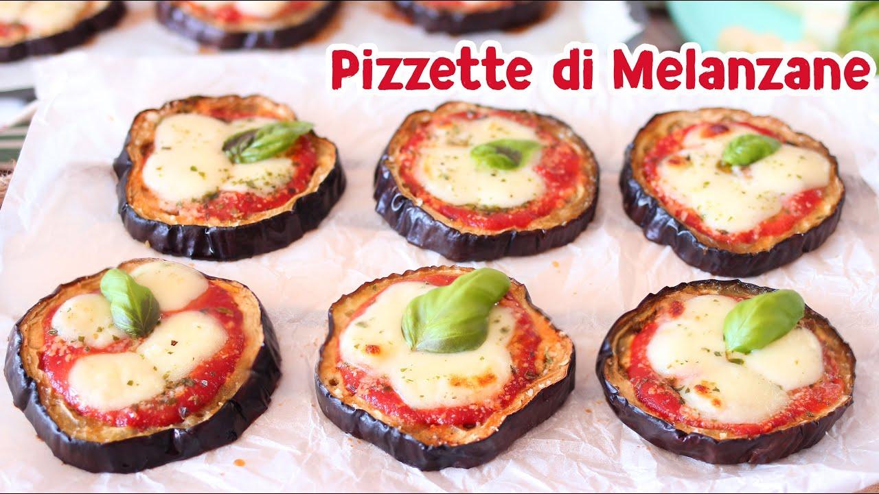 Ricetta Melanzane Benedetta Rossi.Pizzette Di Melanzane Al Forno Fatto In Casa Da Benedetta Rossi