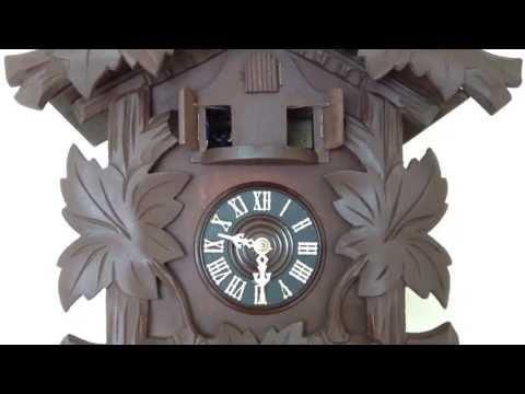 RARE DRGM 3 DOOR MUSICAL CUCKOO CLOCK ON EBAY FOR SALE ITEM NUMBER 291007381122