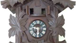 Rare Drgm 3 Door Musical Cuckoo Clock On Ebay For Sale Item Number 291007381122