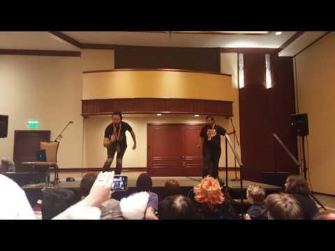 Jonathan Young - Prince Ali ft. Caleb Hyles Live