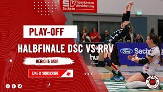 PlayOff Volleyball Bundesliga RR Vilsbiburg vs Dresdner SC