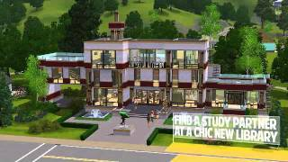 The Sims 3 Master Suite Stuff Official Trailer