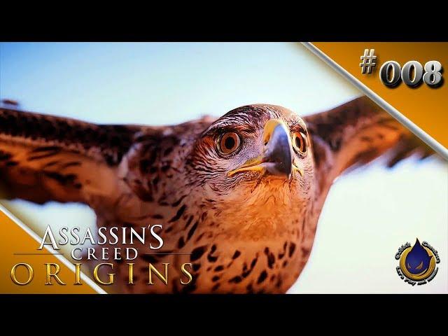 DER TEMPEL DES AMUN 🐪 Let's Play ASSASSIN'S CREED ORIGINS #008