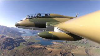 Wanaka Jet Flight NZ
