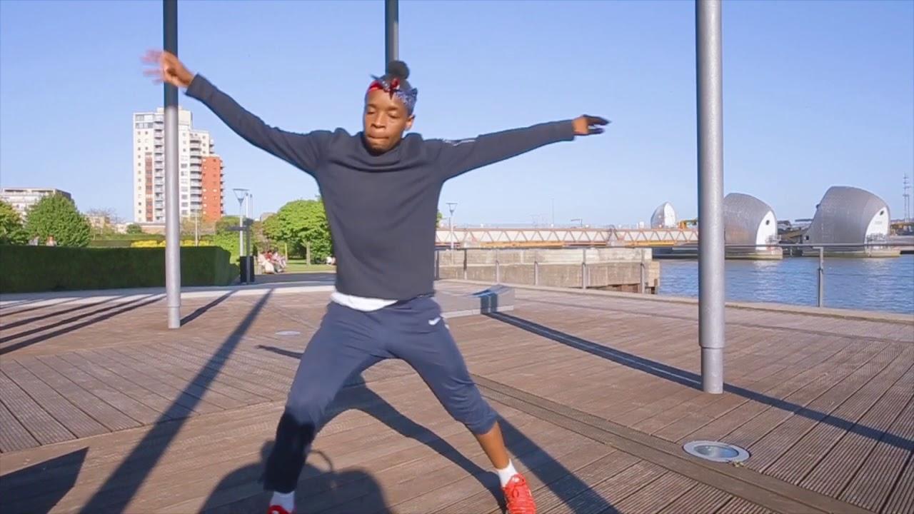 Gwara x God's Plan Afrobeat (Dance Video)