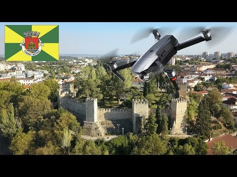 DRONE 🚁 DJI MAVIC PRO - Torres Novas (🇵🇹) 🎥