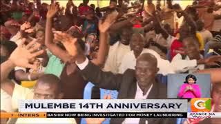 Gospel singer Joel Kimeto celebrates success