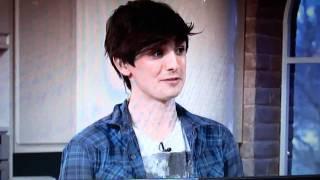 Donal Skehan on Good Morning ITV 040311