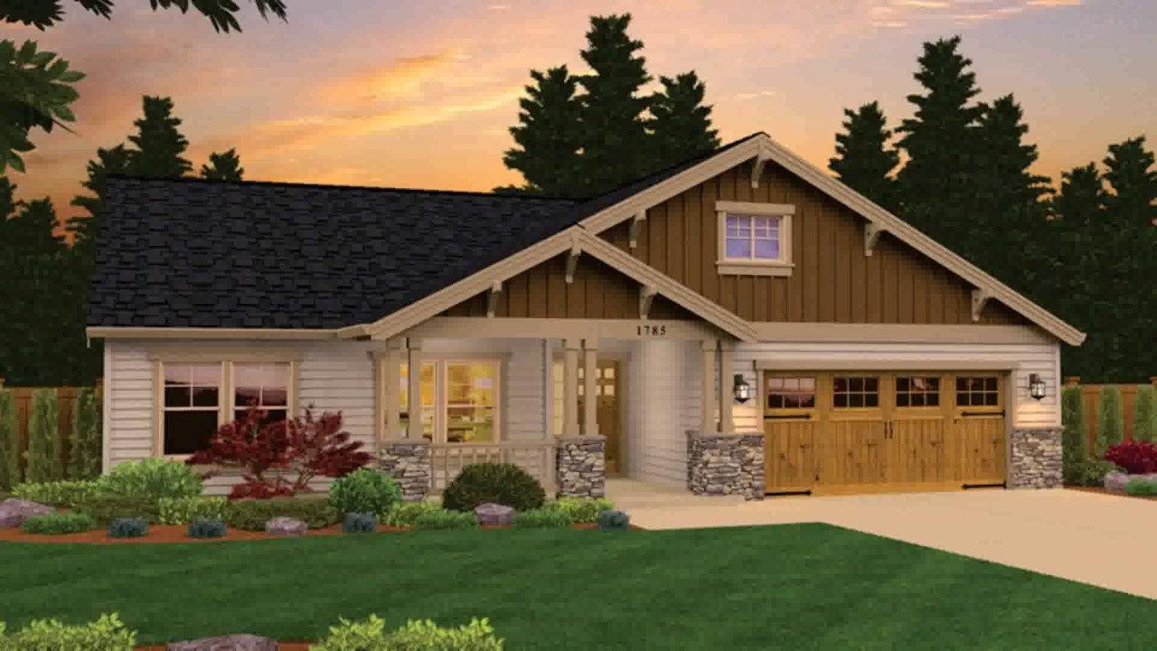 Ranch Style House Plans 1300 Square Feet See Description