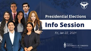 2021/22 Presidential Elections Info Session | IMI Business Association (IBA)