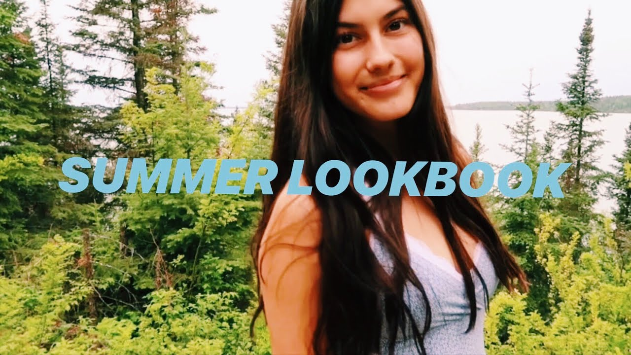 [VIDEO] - SUMMER LOOKBOOK 2019 6