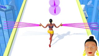 Long Nails 3D - All Levels Gameplay Android iOS Levels 1-6