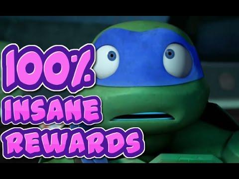 100% Complete Trans Dimensional Turmoil Event - Ninja Turtles Legends