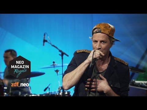 Al Dende - Ain't no half Cooking | Dendemann im NEO MAGAZIN ROYALE mit Jan Böhmermann - ZDFneo